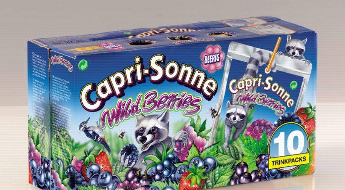 Capri-Sonne Wild Berries